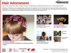 Hair Styling Trend Report Research Insight 2