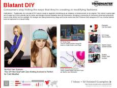 DIY Footwear Trend Report Research Insight 2