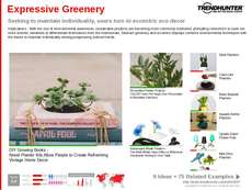 Indoor Greenery Trend Report Research Insight 3