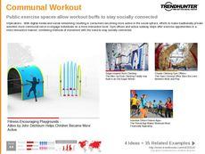 Fitness Furniture Trend Report Research Insight 2
