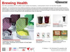 Healthy Beverage Trend Report Research Insight 1