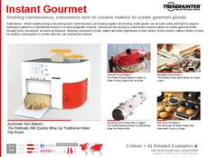 Gourmet Trend Report Research Insight 4