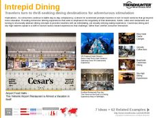 Immersive Dining Trend Report Research Insight 1