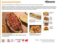 Deli Sandwich Trend Report Research Insight 4