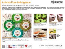 Vegan Dessert Trend Report Research Insight 4