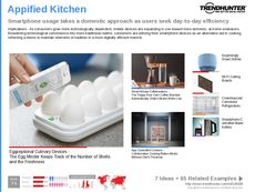 Connected Kitchen Trend Report Research Insight 2