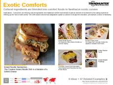 Comfort Food Trend Report Research Insight 1