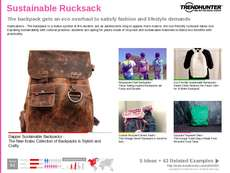 Backpacks Trend Report Research Insight 4