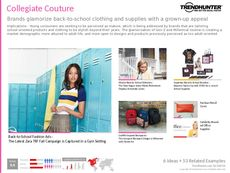 School Clothing Trend Report Research Insight 1