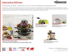 Kitchen Accessory Trend Report Research Insight 1