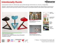 Rustic Branding Trend Report Research Insight 8