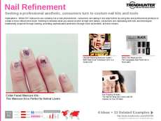 Nail Polish Trend Report Research Insight 6