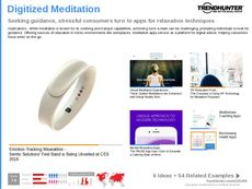 Urban Meditation Trend Report Research Insight 4
