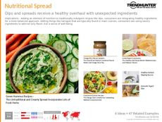 Nutritional Cuisine Trend Report Research Insight 1