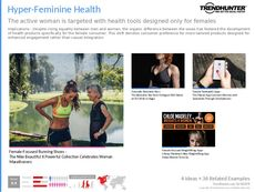 Female Health Trend Report Research Insight 1