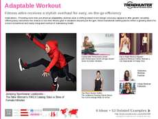 Exercise Apparel Trend Report Research Insight 5