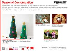 Holiday Decor Trend Report Research Insight 2