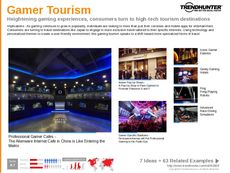 Gamer Tourism Trend Report Research Insight 3