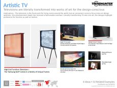 Flat Screen Trend Report Research Insight 4