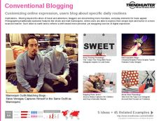 Blogging Trend Report Research Insight 2