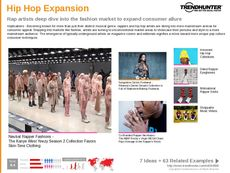 Pop Culture Apparel Trend Report Research Insight 5
