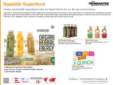 Protein Drink Trend Report Research Insight 4