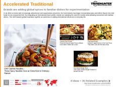 Ethnic Cuisine Trend Report Research Insight 1