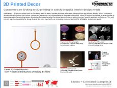 3D-Printed Decor Trend Report Research Insight 8