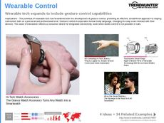 Gesture Control Trend Report Research Insight 7