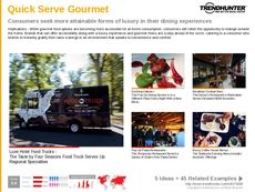 Gourmet Food Trend Report Research Insight 3
