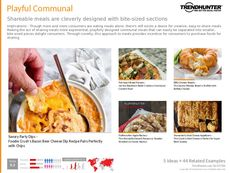 Finger Food Trend Report Research Insight 6