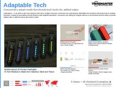 Minimalist Tech Trend Report Research Insight 2