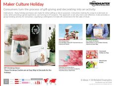 Holiday Decor Trend Report Research Insight 5