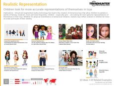 Toys for Girls Trend Report Research Insight 4