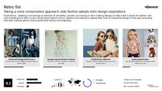 Kids Apparel Trend Report Research Insight 3