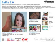 Selfie Trend Report Research Insight 5