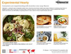 Soup Trend Report Research Insight 2