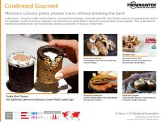 Gourmet Food Trend Report Research Insight 4
