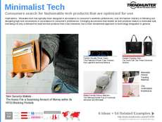 Minimalist Tech Trend Report Research Insight 5