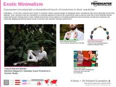 Minimilist Outerwear Trend Report Research Insight 6
