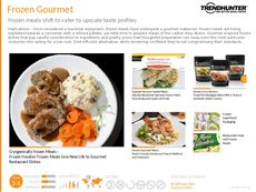 Gourmet Cuisine Trend Report Research Insight 3