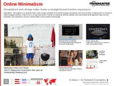 Restaurant Minimalism Trend Report Research Insight 5