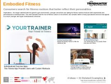 Fitness Community Trend Report Research Insight 3
