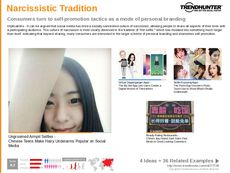 Selfie Trend Report Research Insight 6