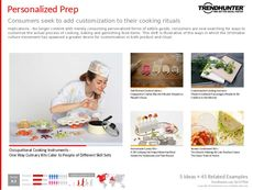 Cooking Trend Report Research Insight 3