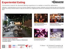 Immersive Dining Trend Report Research Insight 3