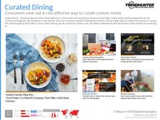 Dinner Trend Report Research Insight 8