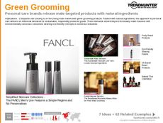 Male Pampering Trend Report Research Insight 6