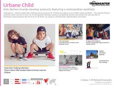 Kids Apparel Trend Report Research Insight 6