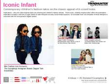 Kids Apparel Trend Report Research Insight 7